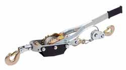 top Palan manuel Silverline 360375 Palan-tendeur de traction usage intensif
