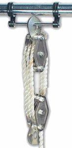 Joli Palan à corde manuel Mannesmann M 012-T-220 Palan universel 220 kg